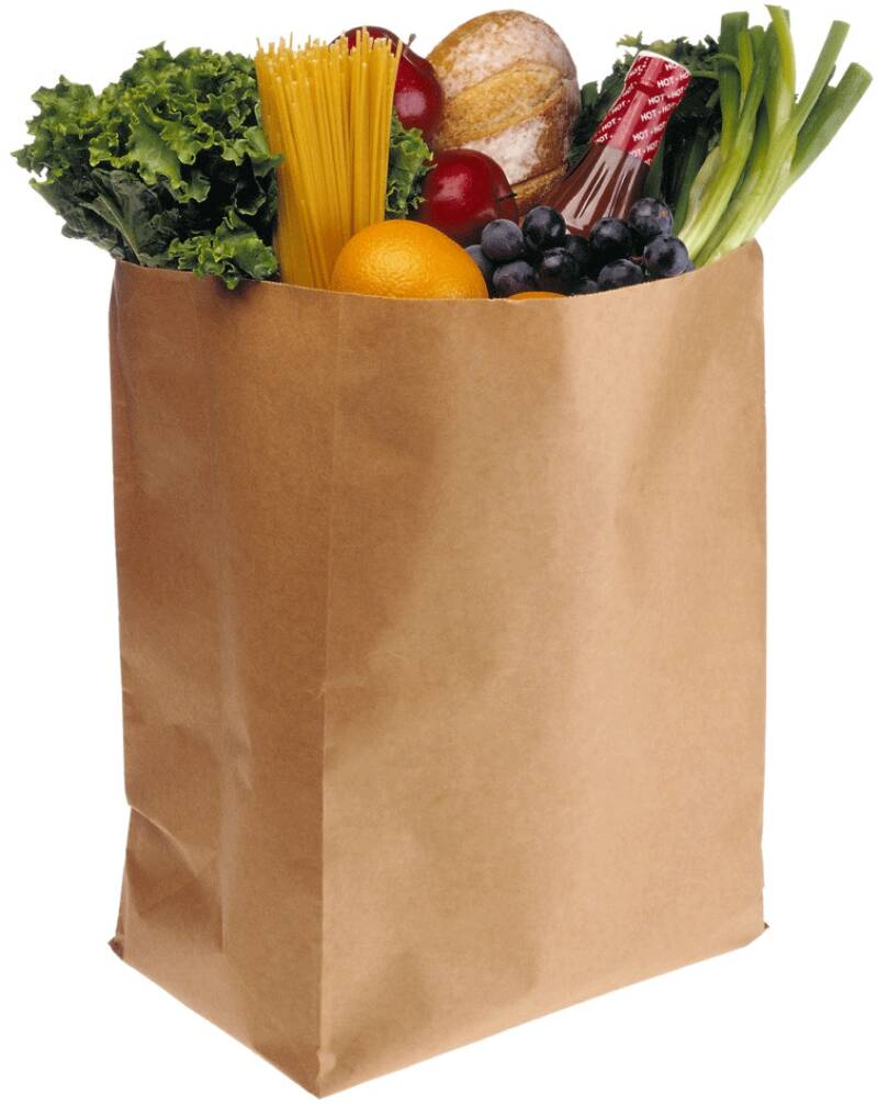 SupermarketDeliveryServiceBag